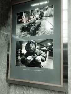 Sicherheit Metro Moskau