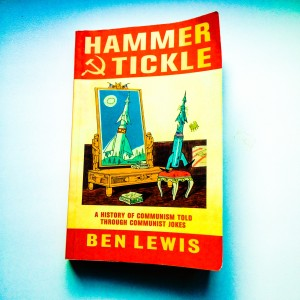 Hammer and Tickle Book Cover