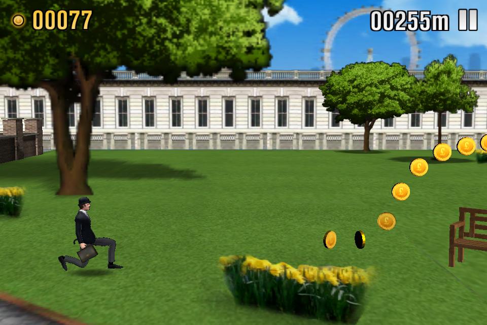 Monty Python Silly Walks App