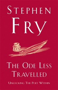 ode less travelled stephen fry