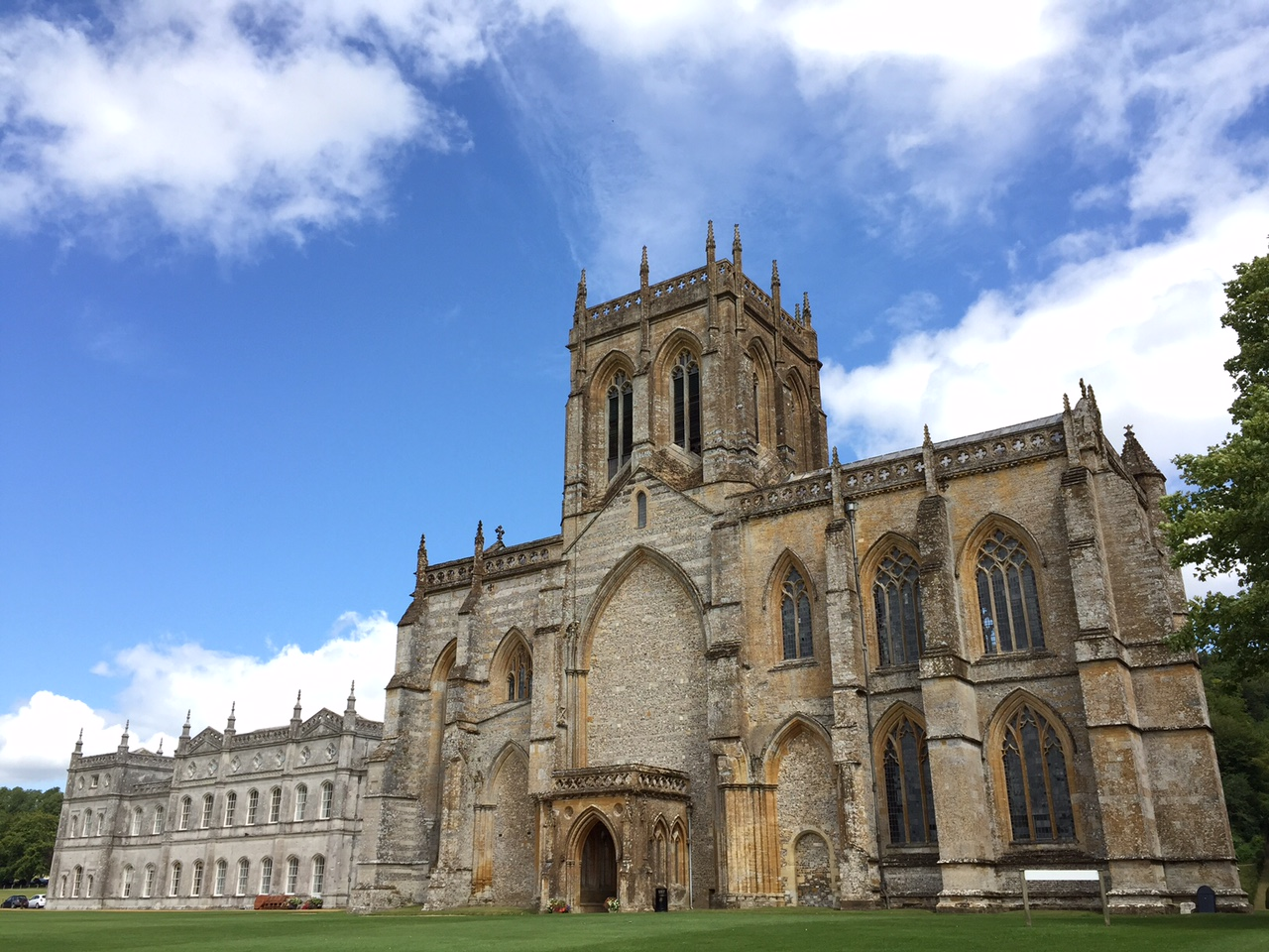 Milton Abbey