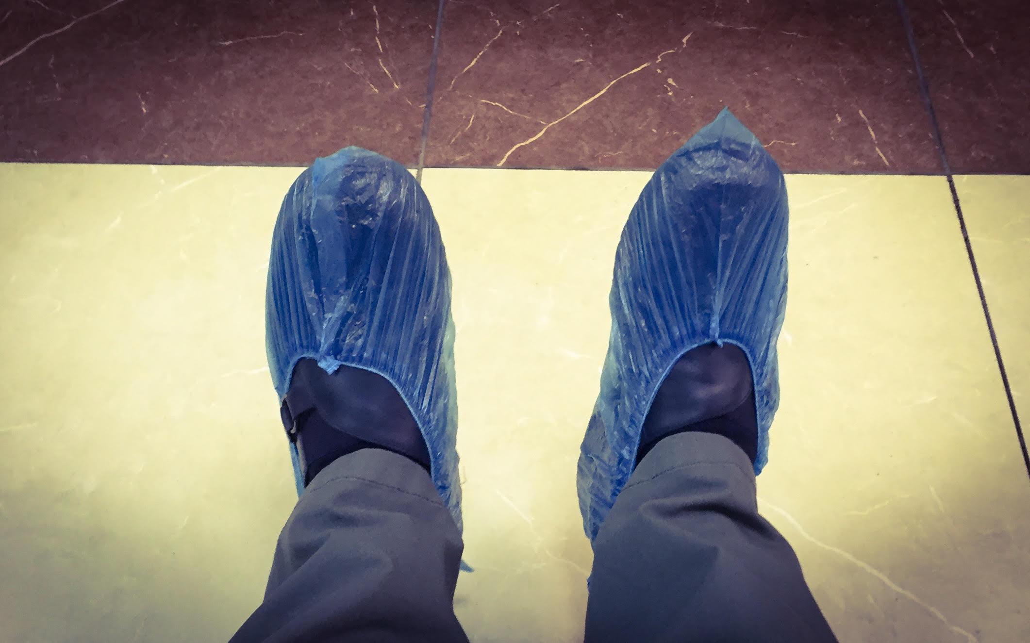 klinik gesundheitszeugnis füße moskau