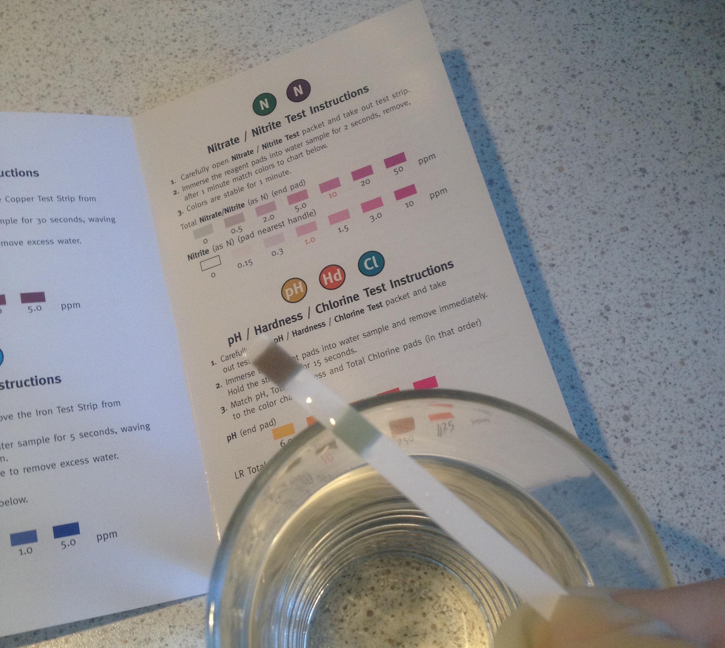 moskau leitungswasser nitrat nitrit