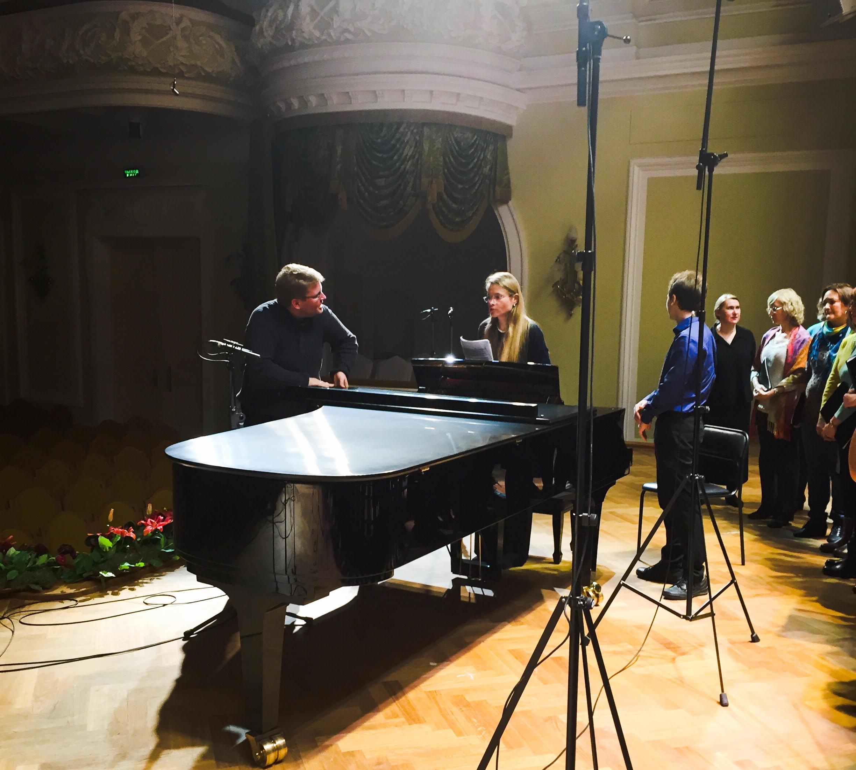 Moskau Konservatorium 9