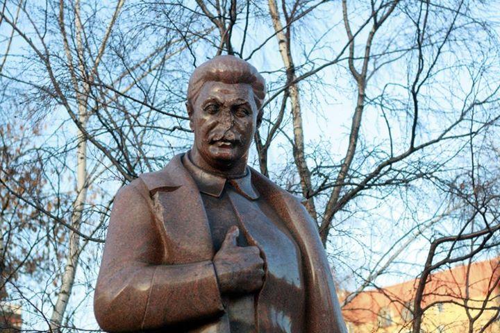 Stalin @ MUZEON