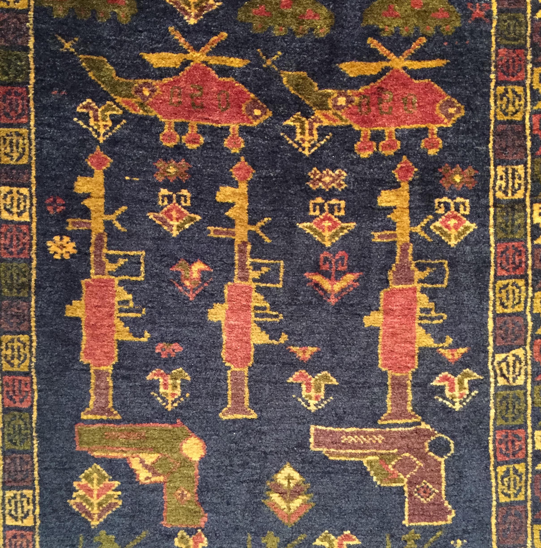 afghanischer teppich museum moskau