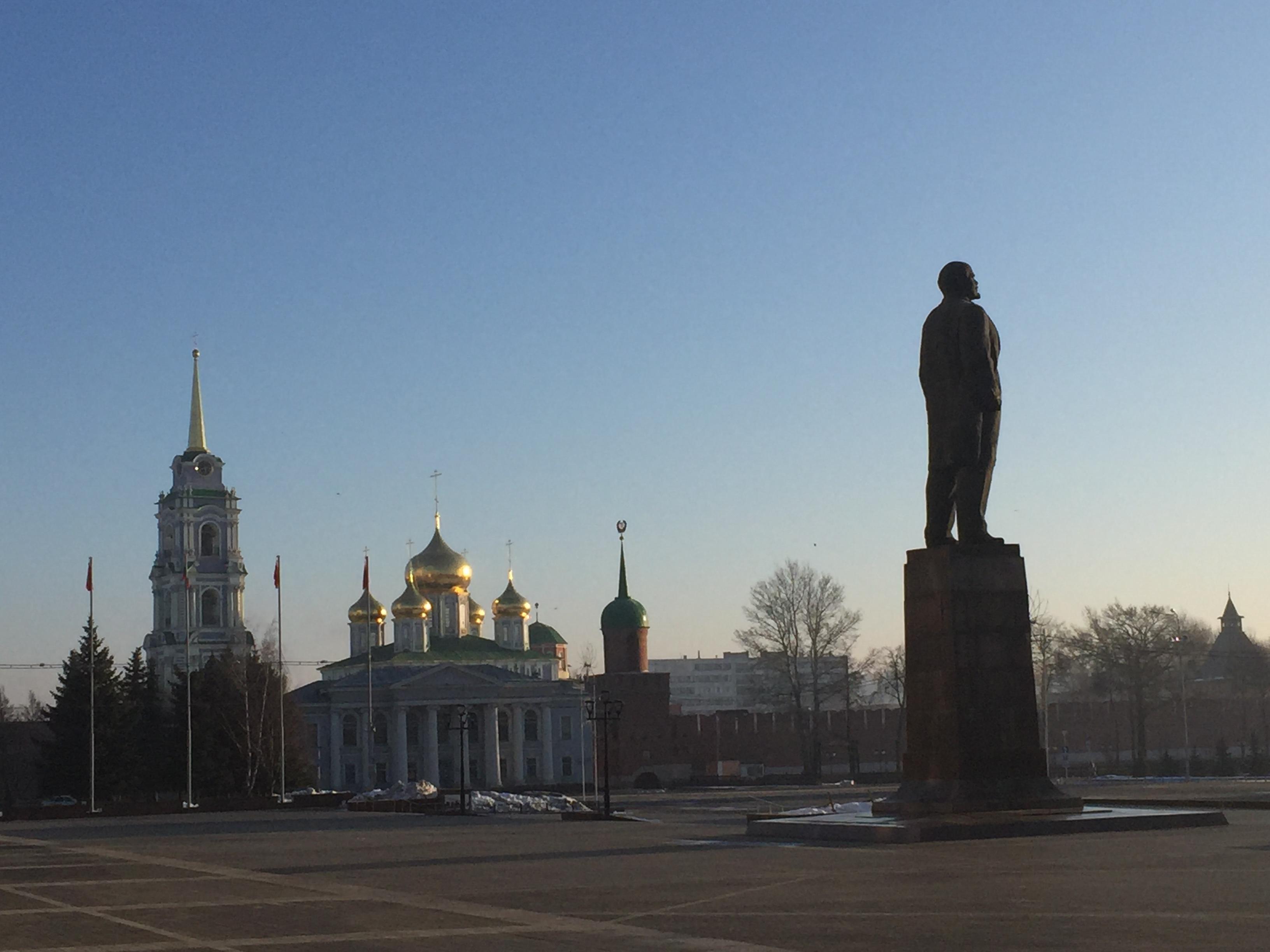 Tula Lenin Kreml