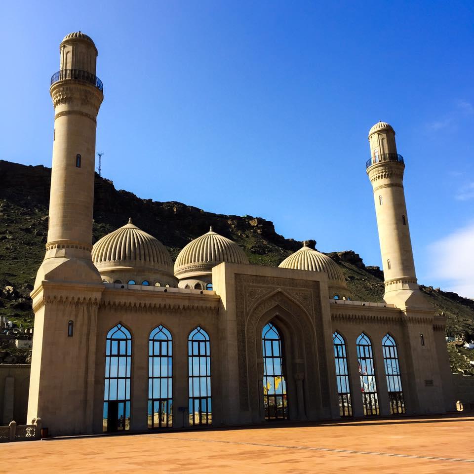 Aserbaidschan Bibi-Heybat-Moschee