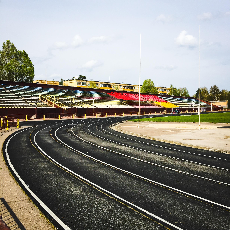 Slawutytsch Stadion