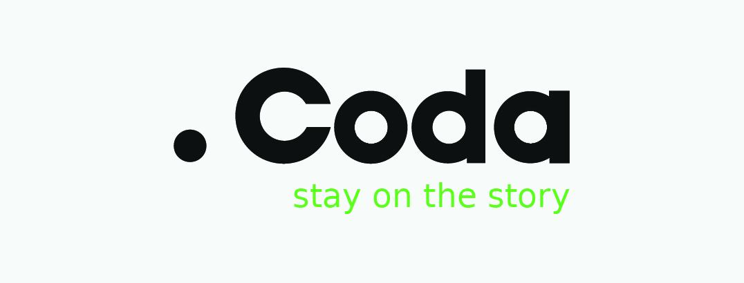 Coda story logo