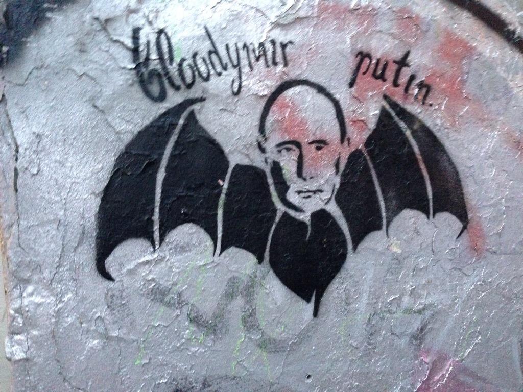 Putin der Woche Bloodymir