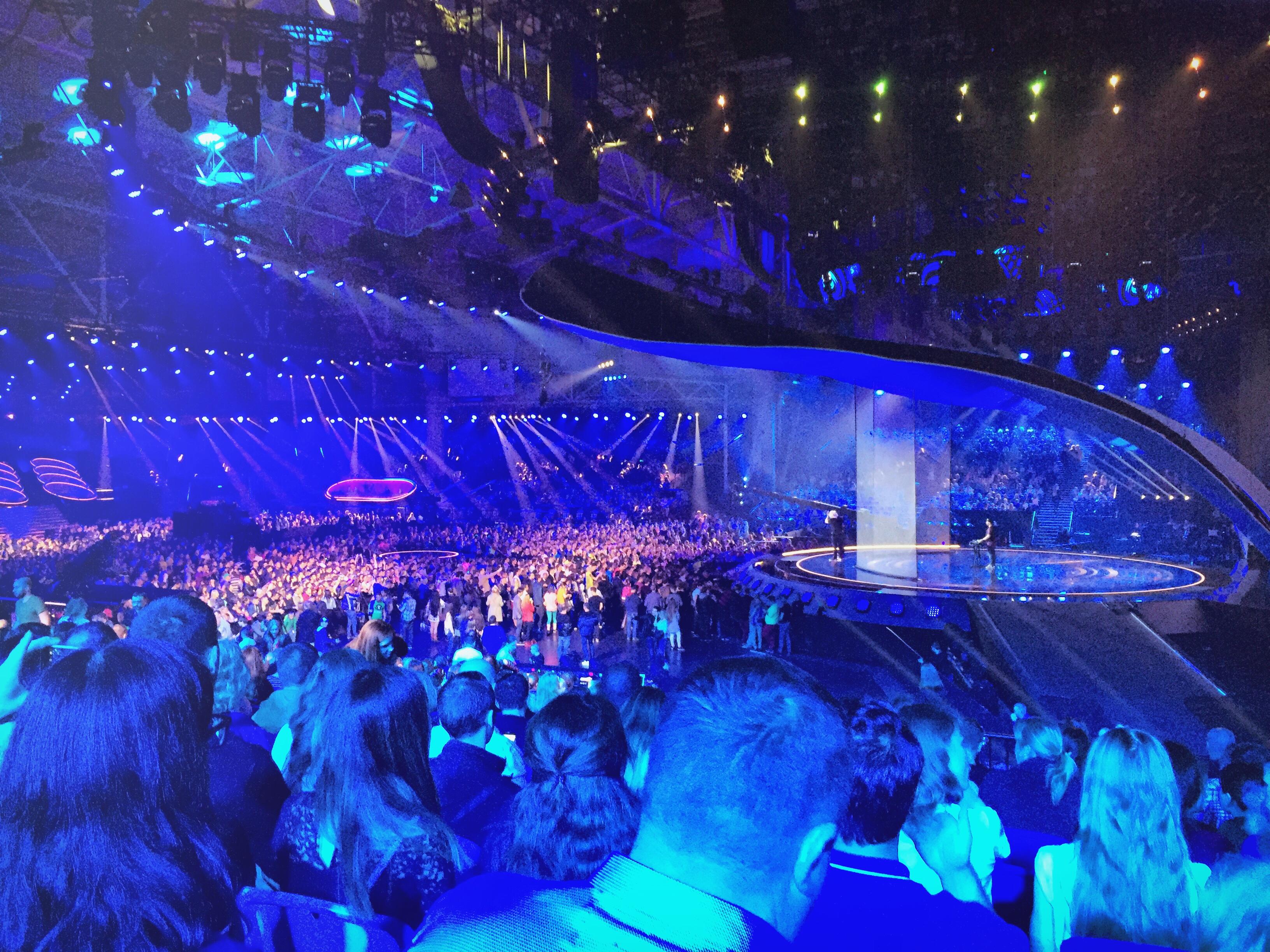 Kiew Eurovision Juryfinale