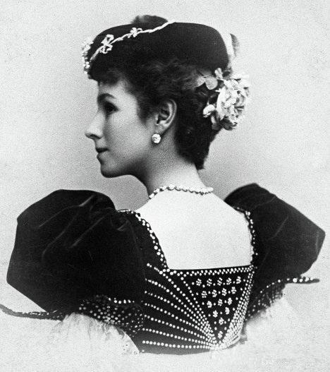 Matilda Kschessinskaja