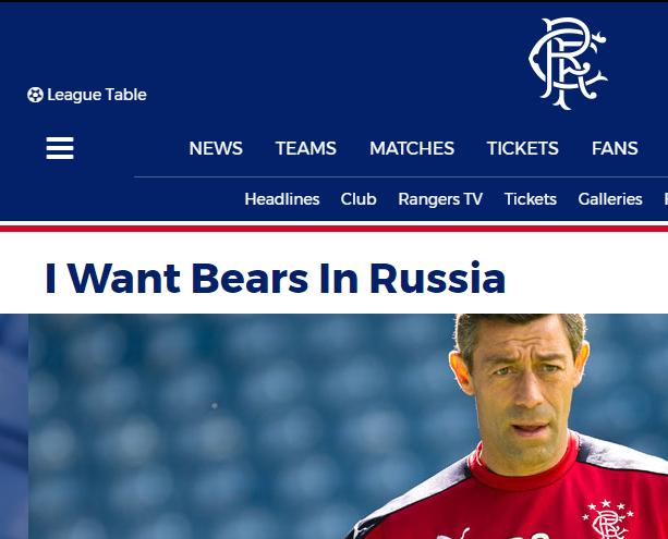 kscheib russball bären in russland