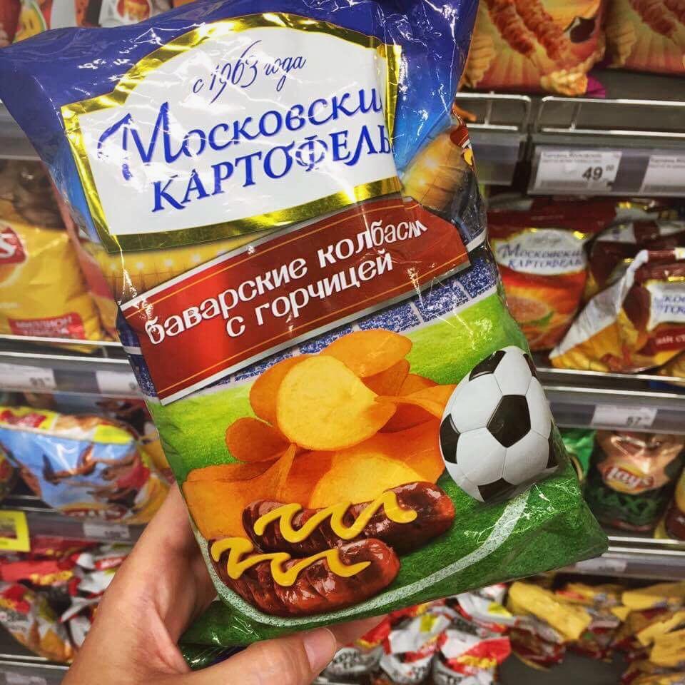 kscheib russland chips bayerische würstchen