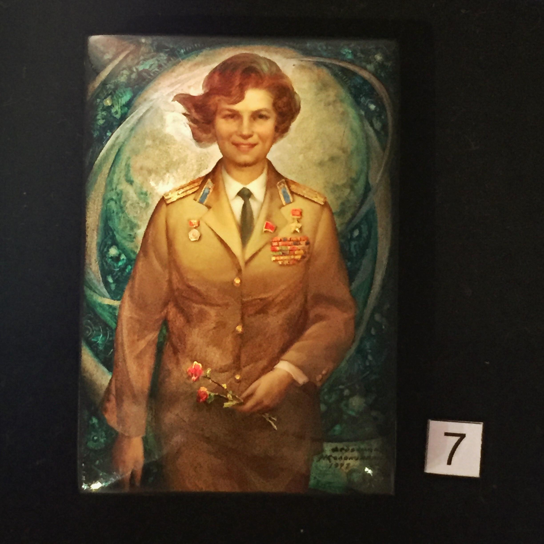 kscheib sowjetunion Walentina Tereschkowa
