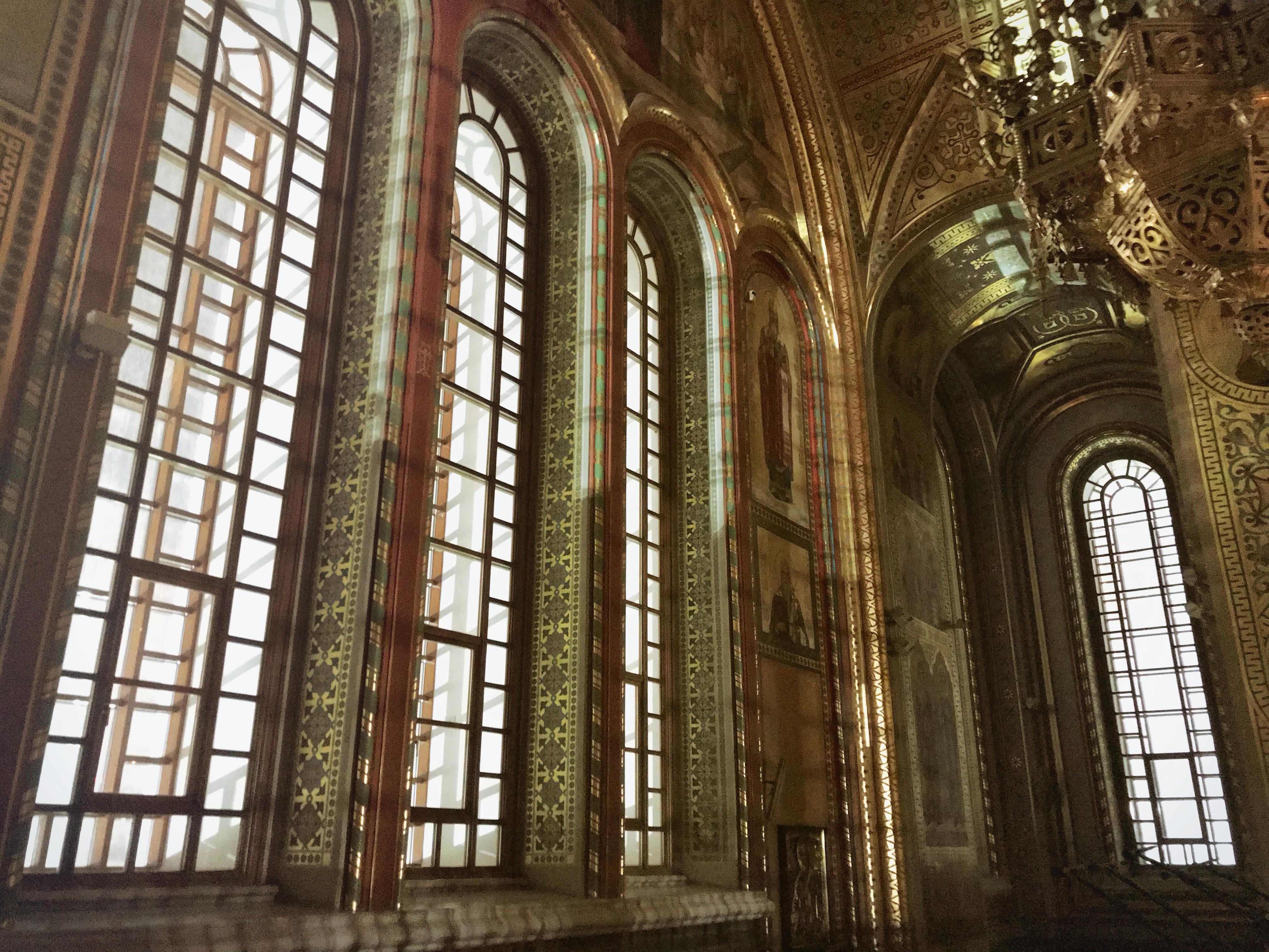 kscheib Christ-Erlöser-Kathedrale Fenster
