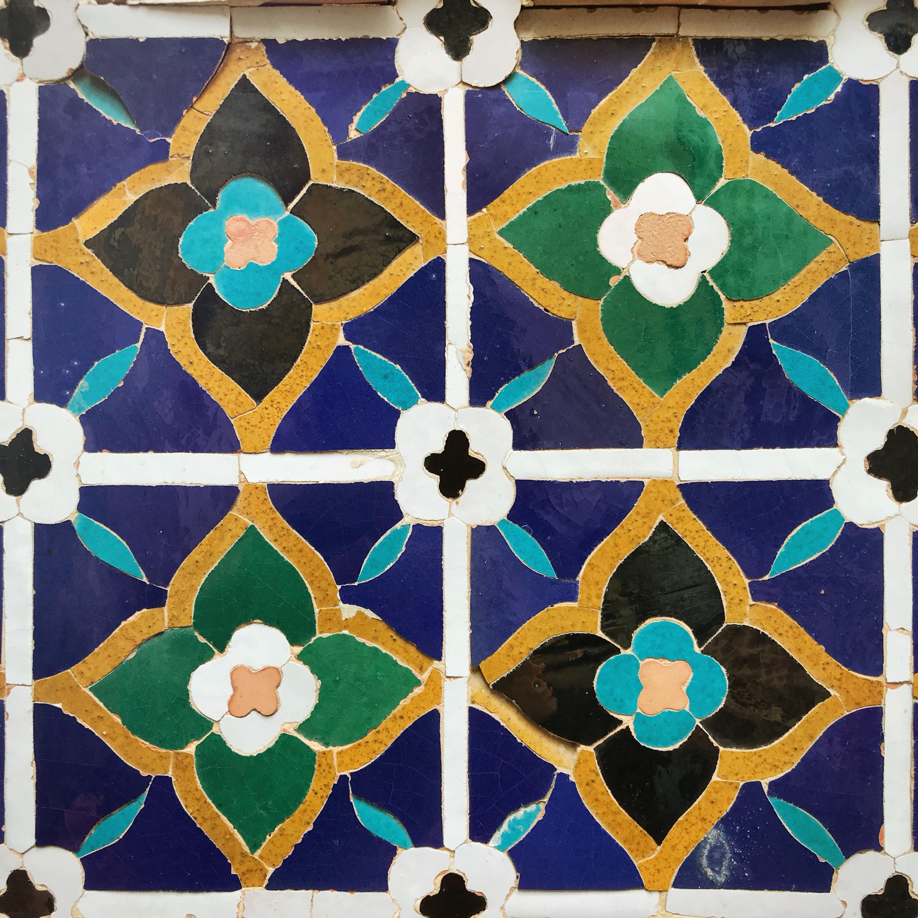 Usbekistan kscheib Kachel 1