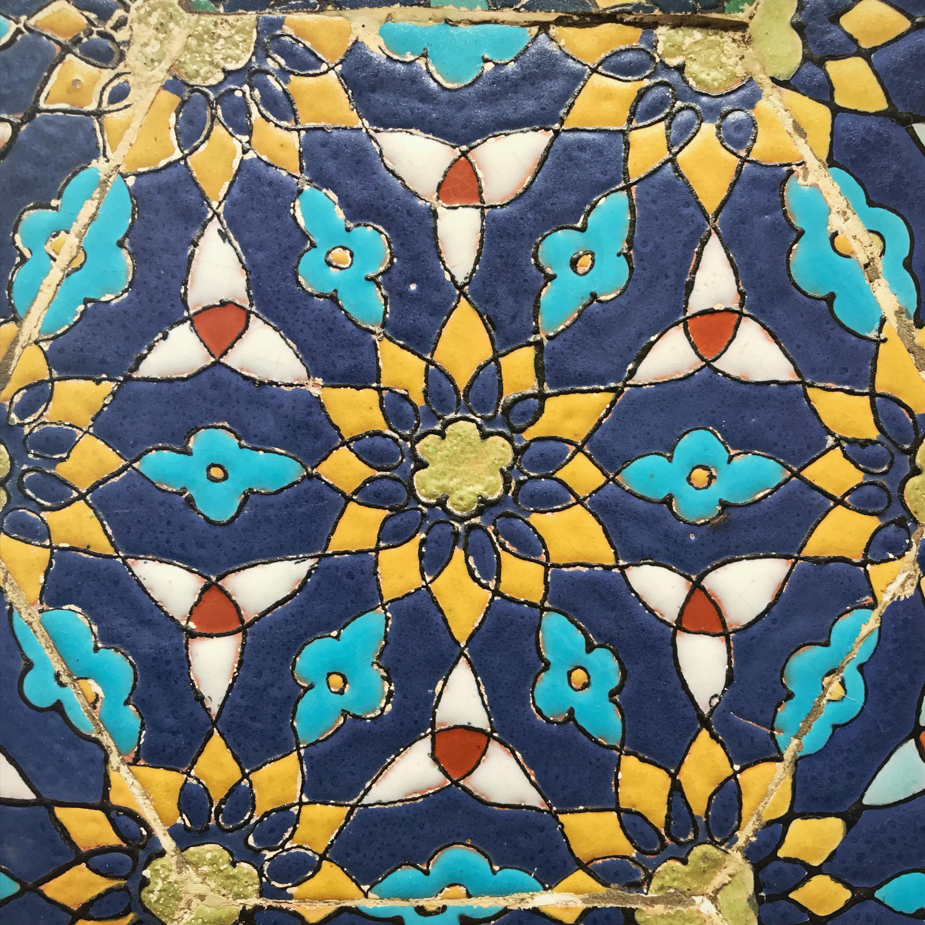 Usbekistan kscheib Kachel 12