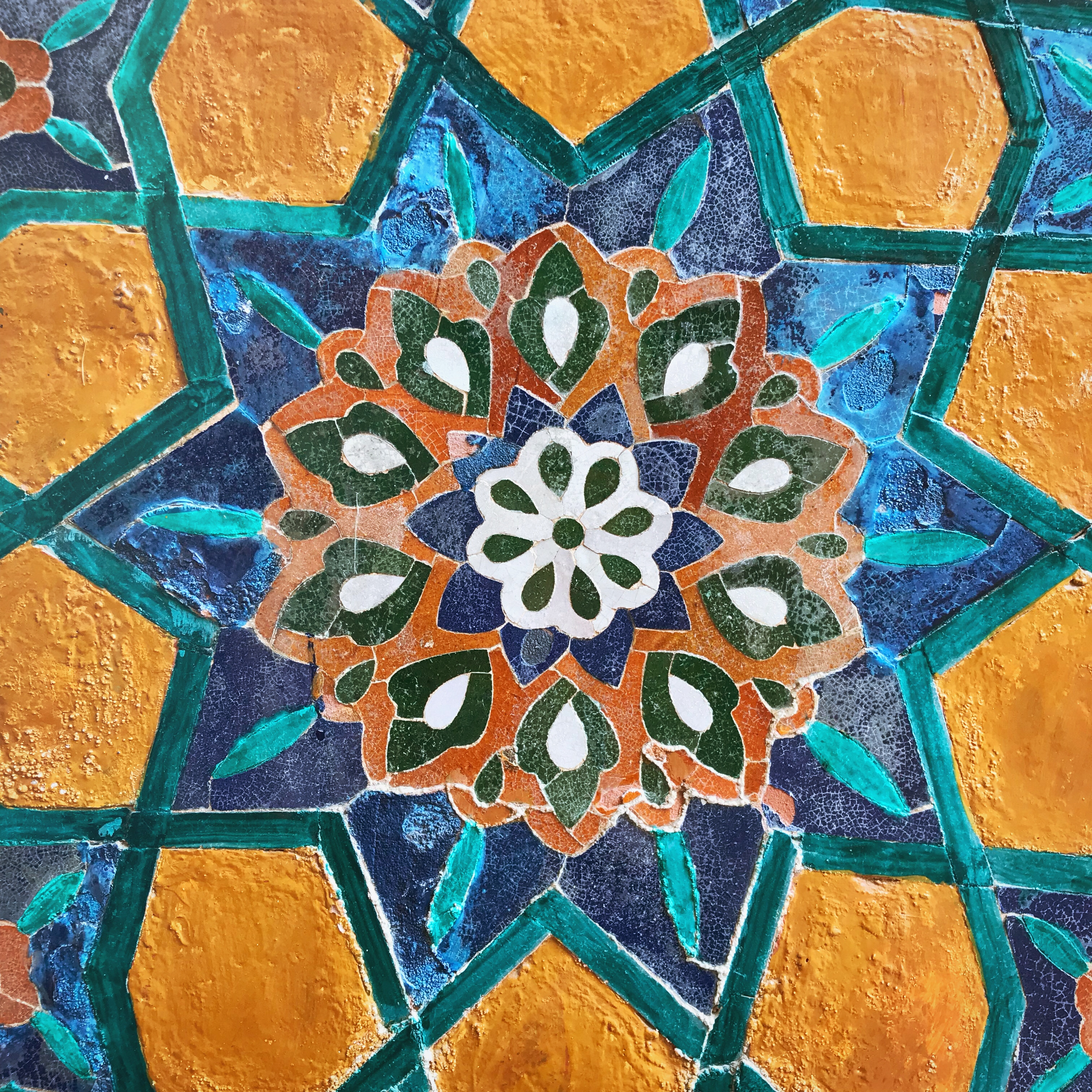 Usbekistan kscheib Kachel 14