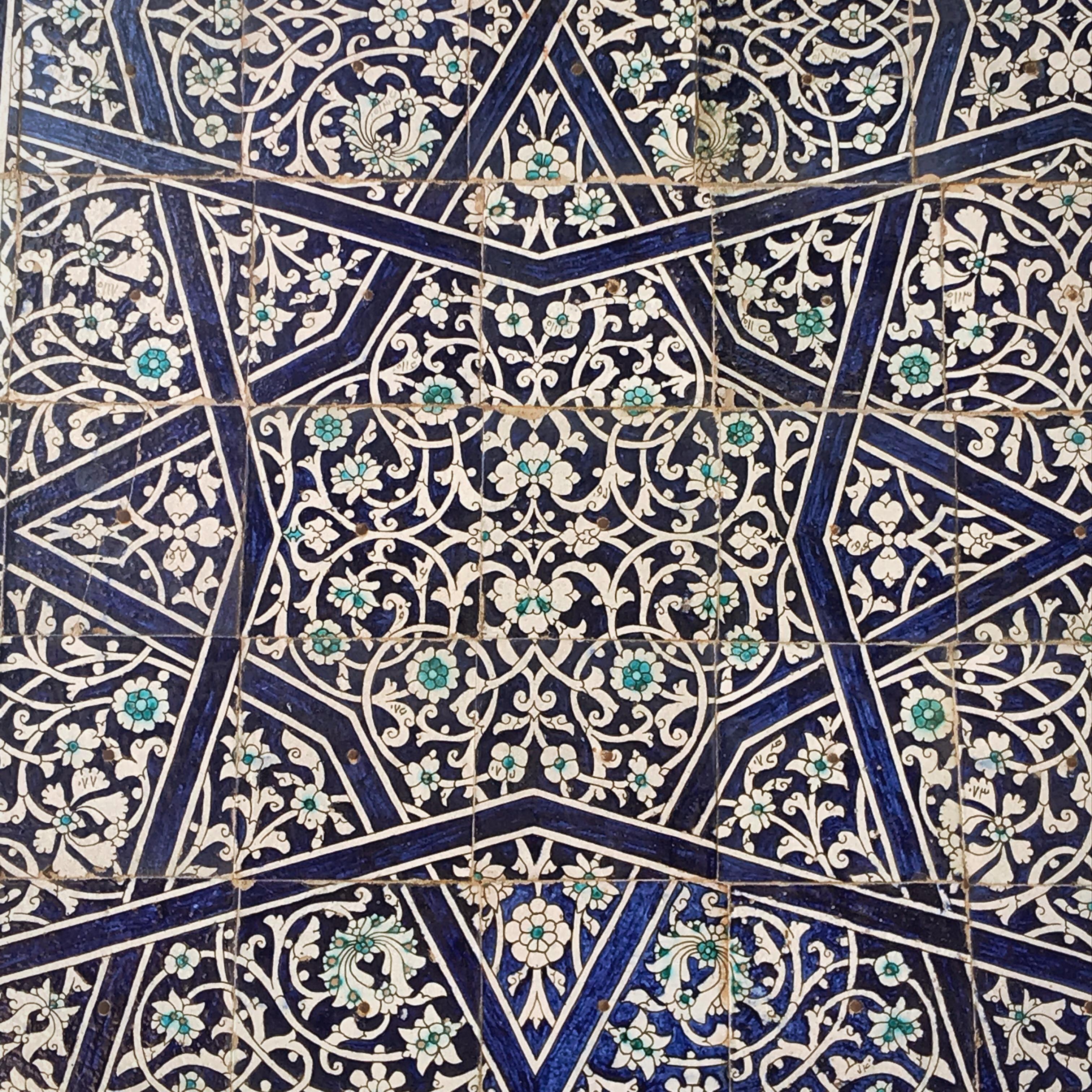 Usbekistan kscheib Kachel 25
