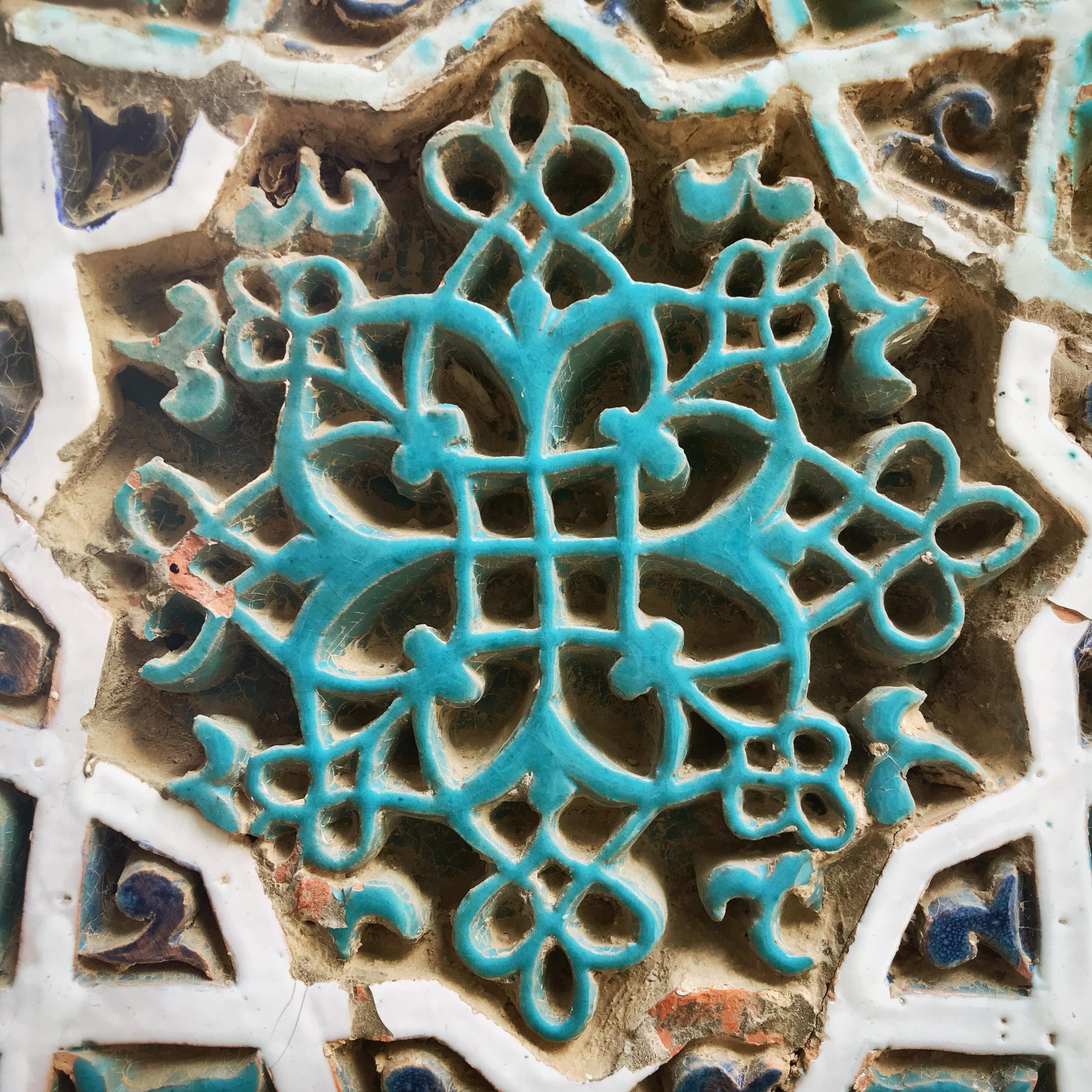 Usbekistan kscheib Kachel 3