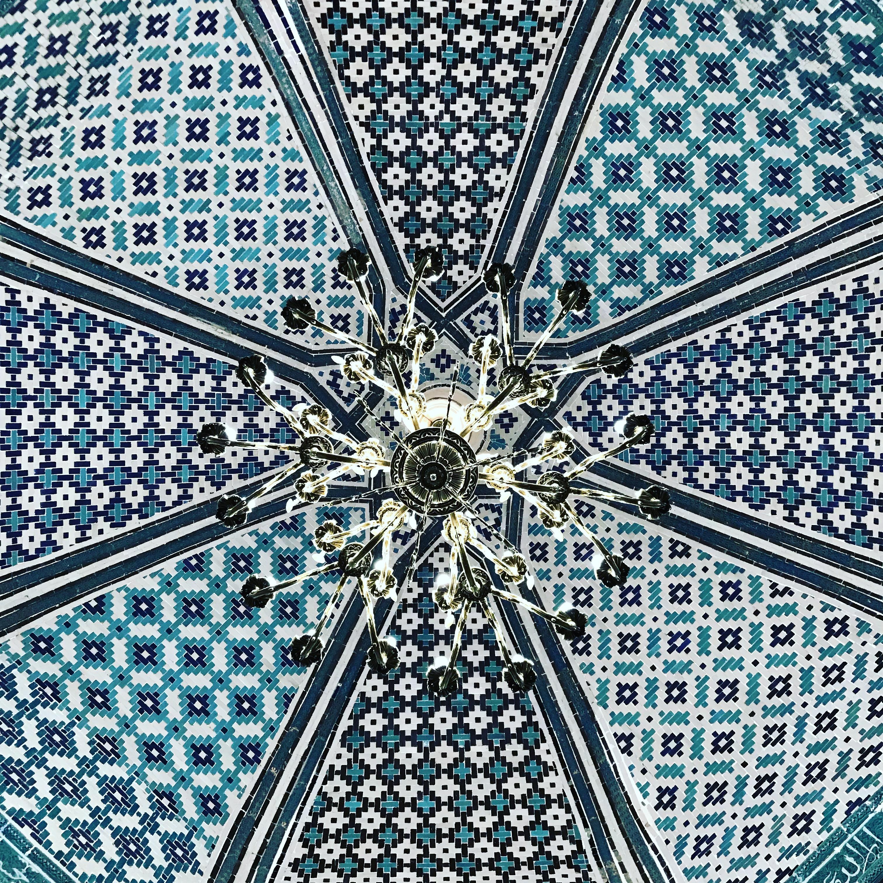 Usbekistan kscheib Kachel 4