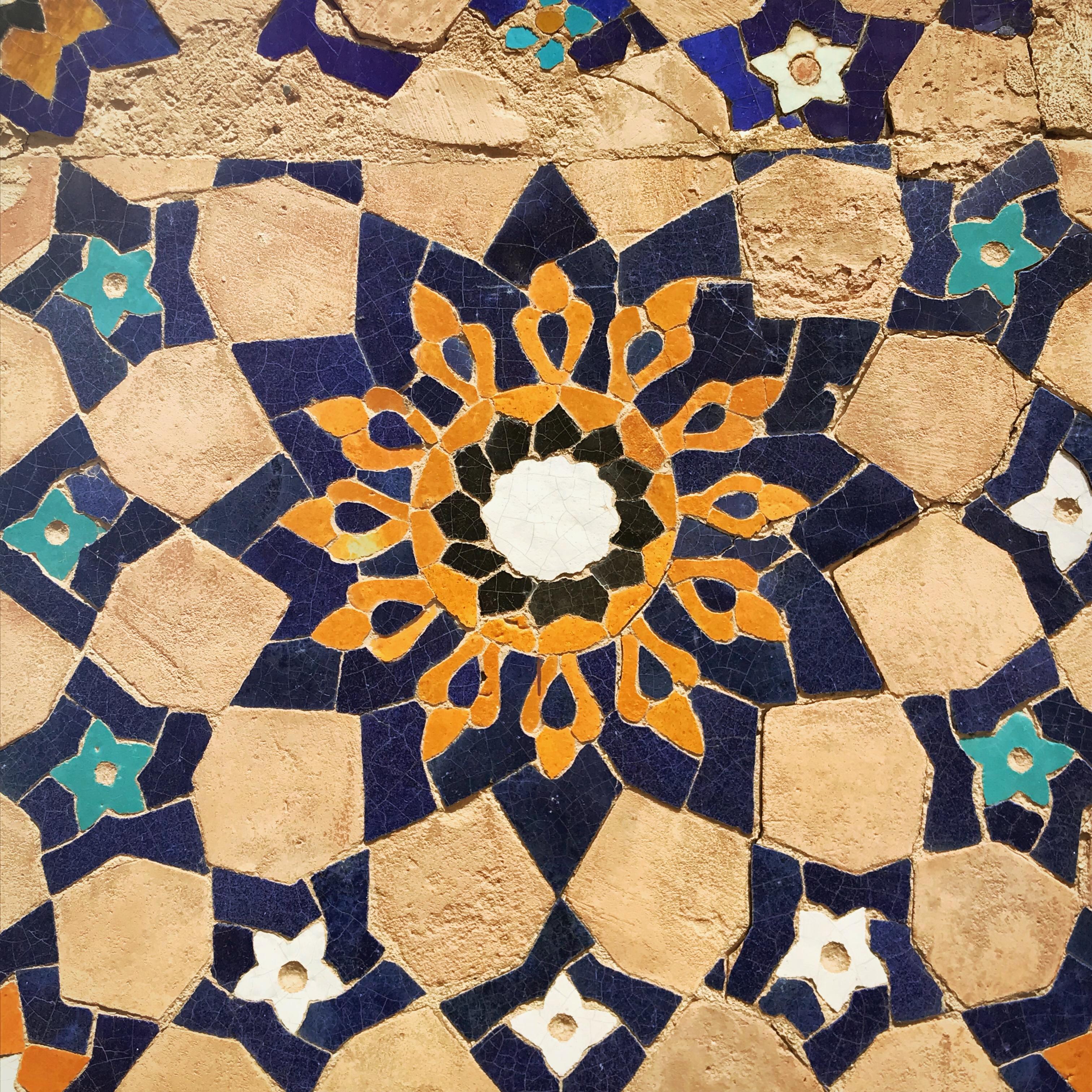 Usbekistan kscheib Kachel 6