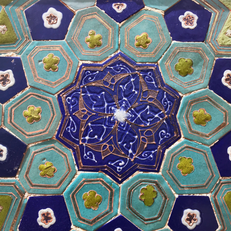 Usbekistan kscheib Kachel 8
