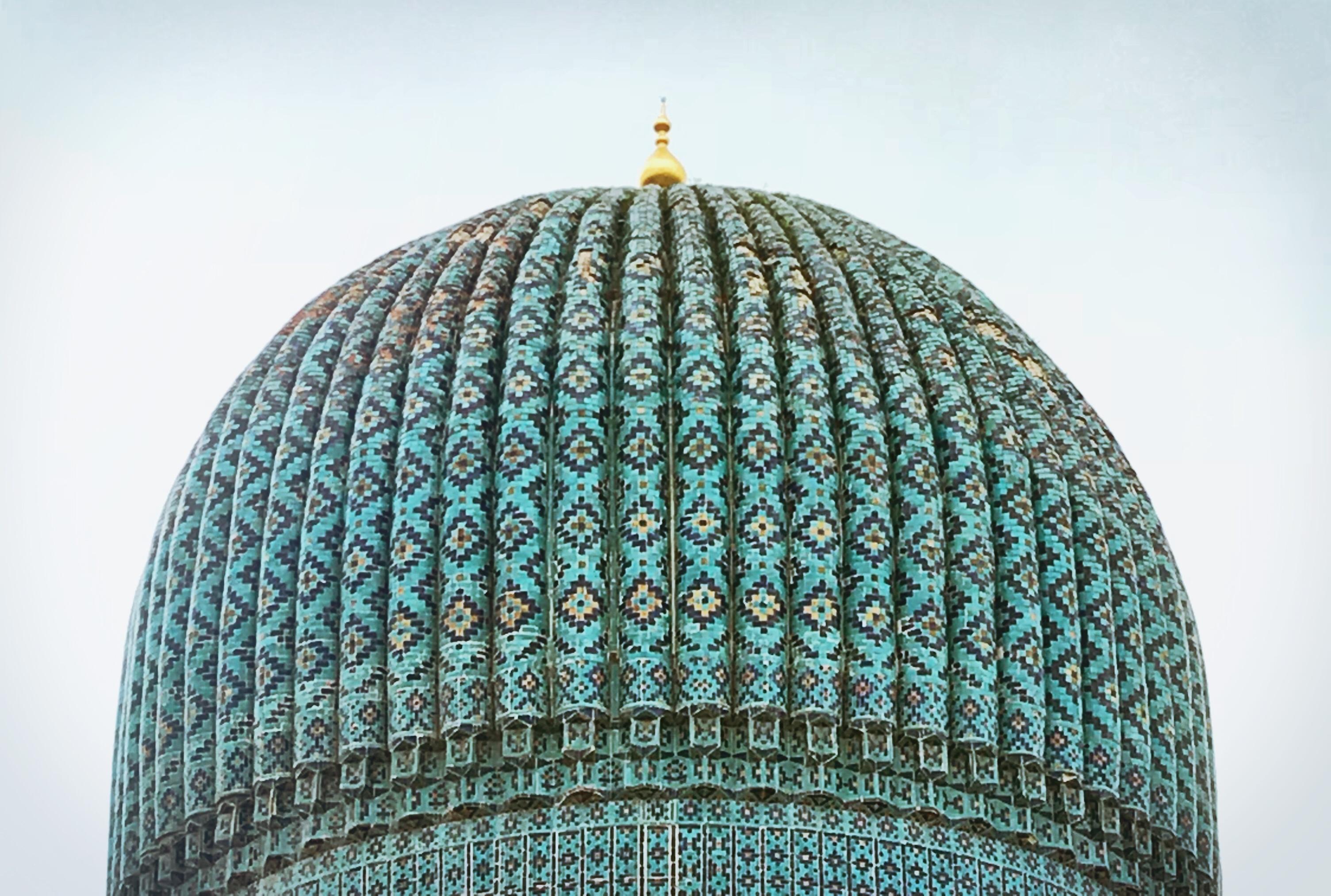 Usbekistan kscheib Samarkand Bibi-Chanum-Moschee