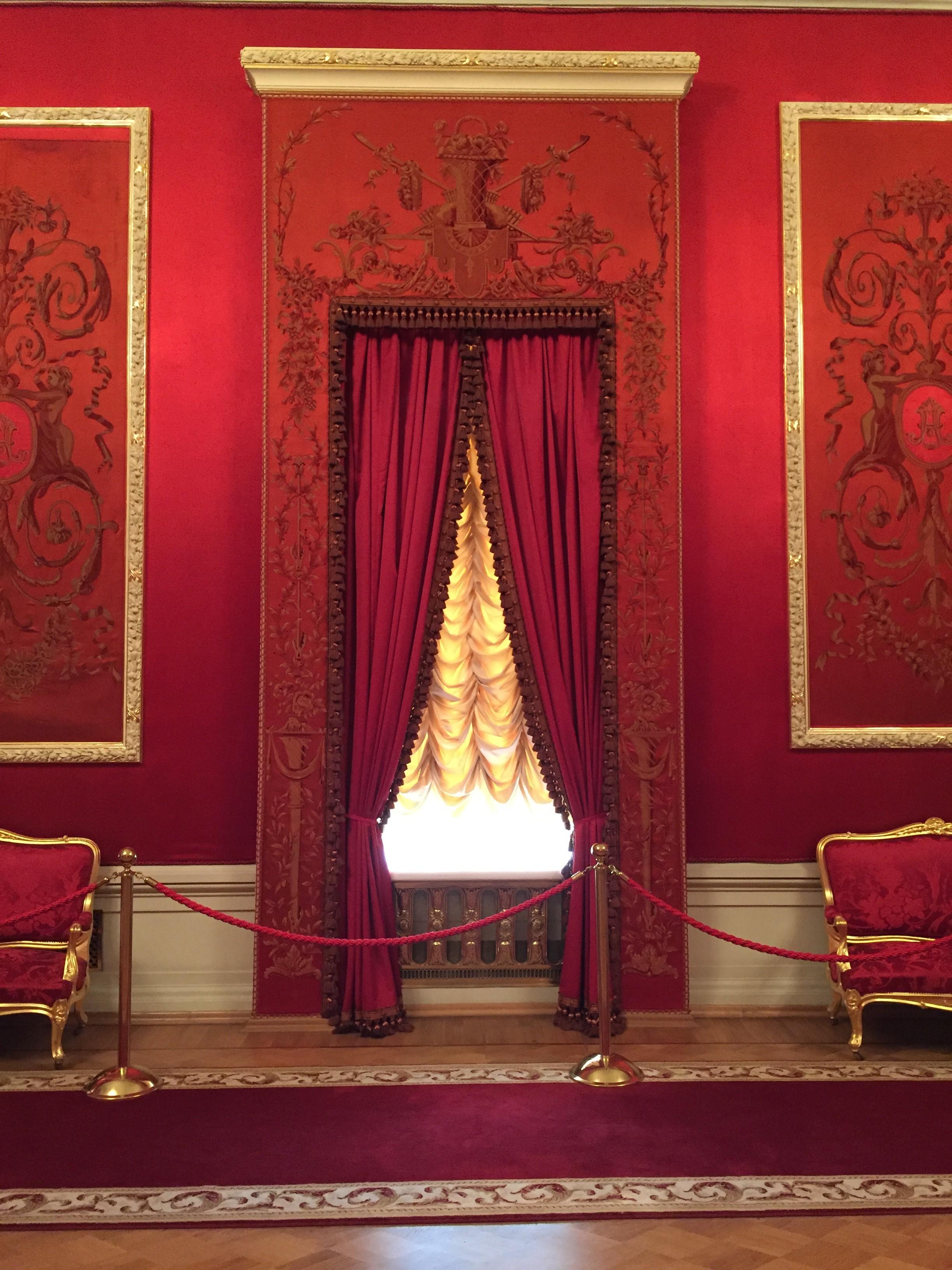 Foyer im Bolschoi