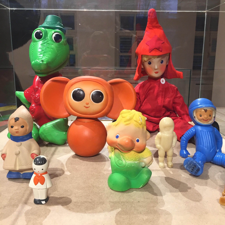 Spielzeug Sowjetunion